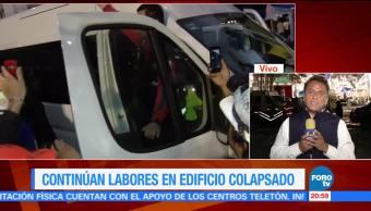 Autoridades se reservarán información sobre víctimas en Álvaro Obregón