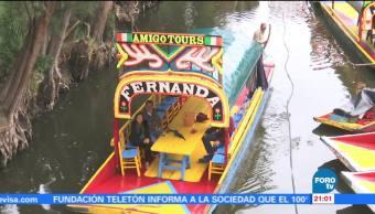 Xochimilco reanuda actividades turísticas tras sismo