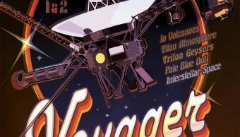 Nasa lanza tuit sonda Voyager su 40 aniversario