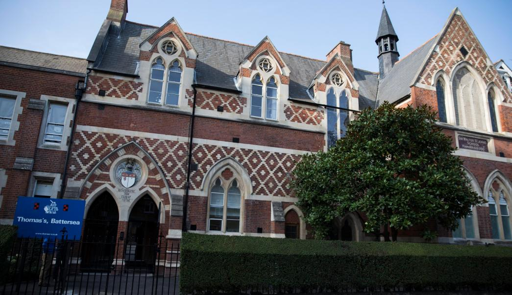 Colegio del príncipe Jorge revisa la seguridad tras arresto de intrusa