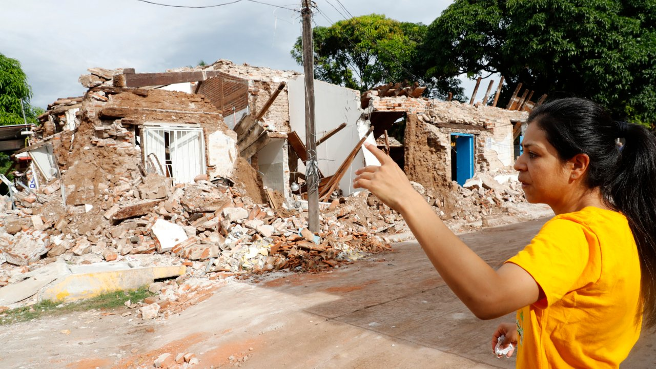 santiago niltepec pueblo oaxaca destruido sismo