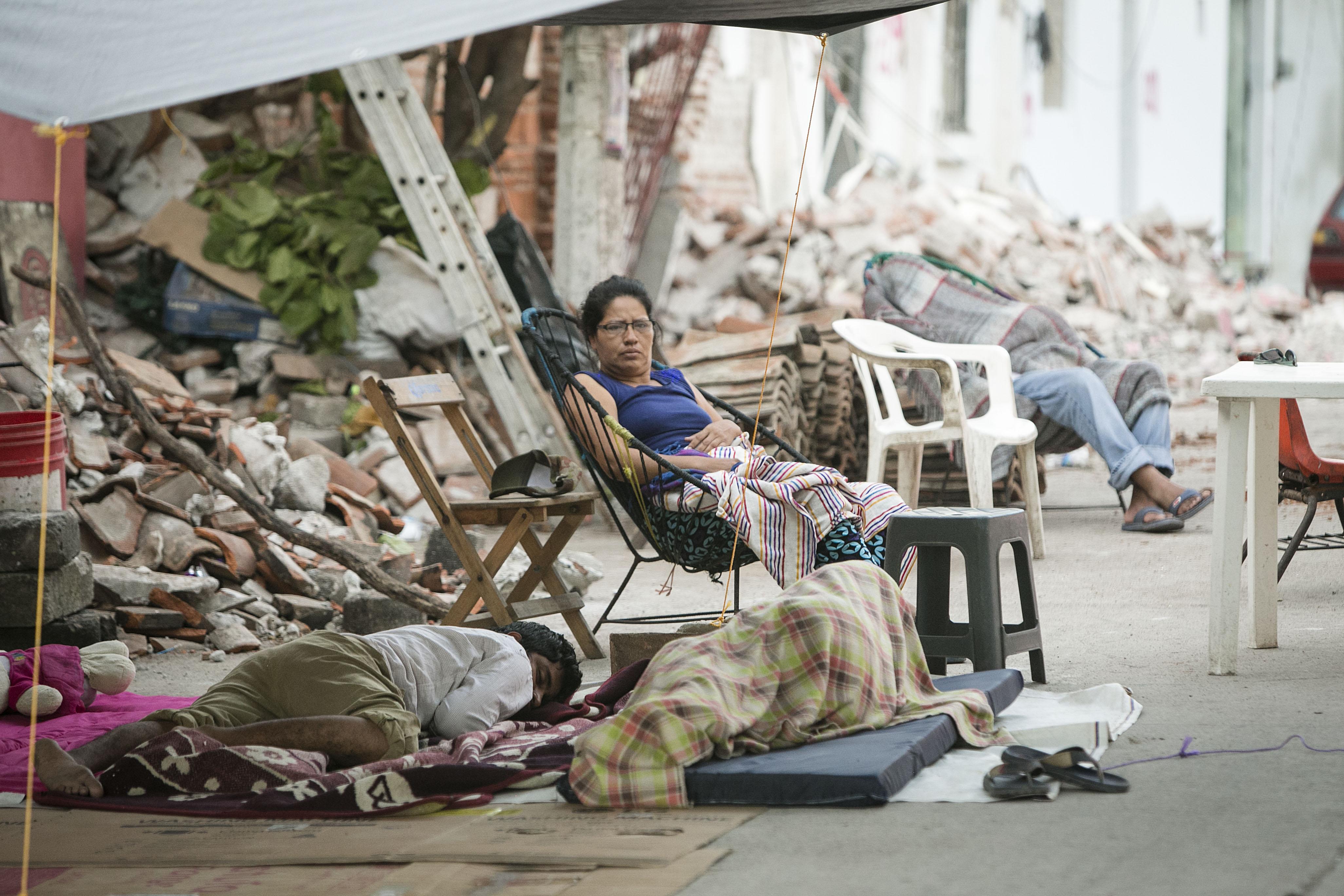 damnificados sismo ascienden millon gobierno federal