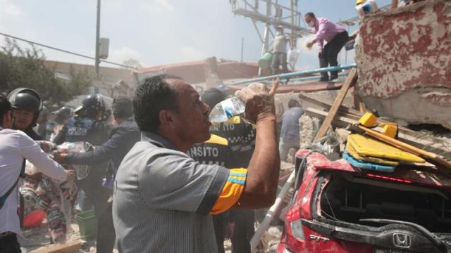 Google habilita localizador de personas tras terremoto de 7.1 en México