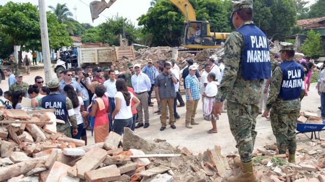 Chiapas habitantes están afectados sismo 7 septiembre