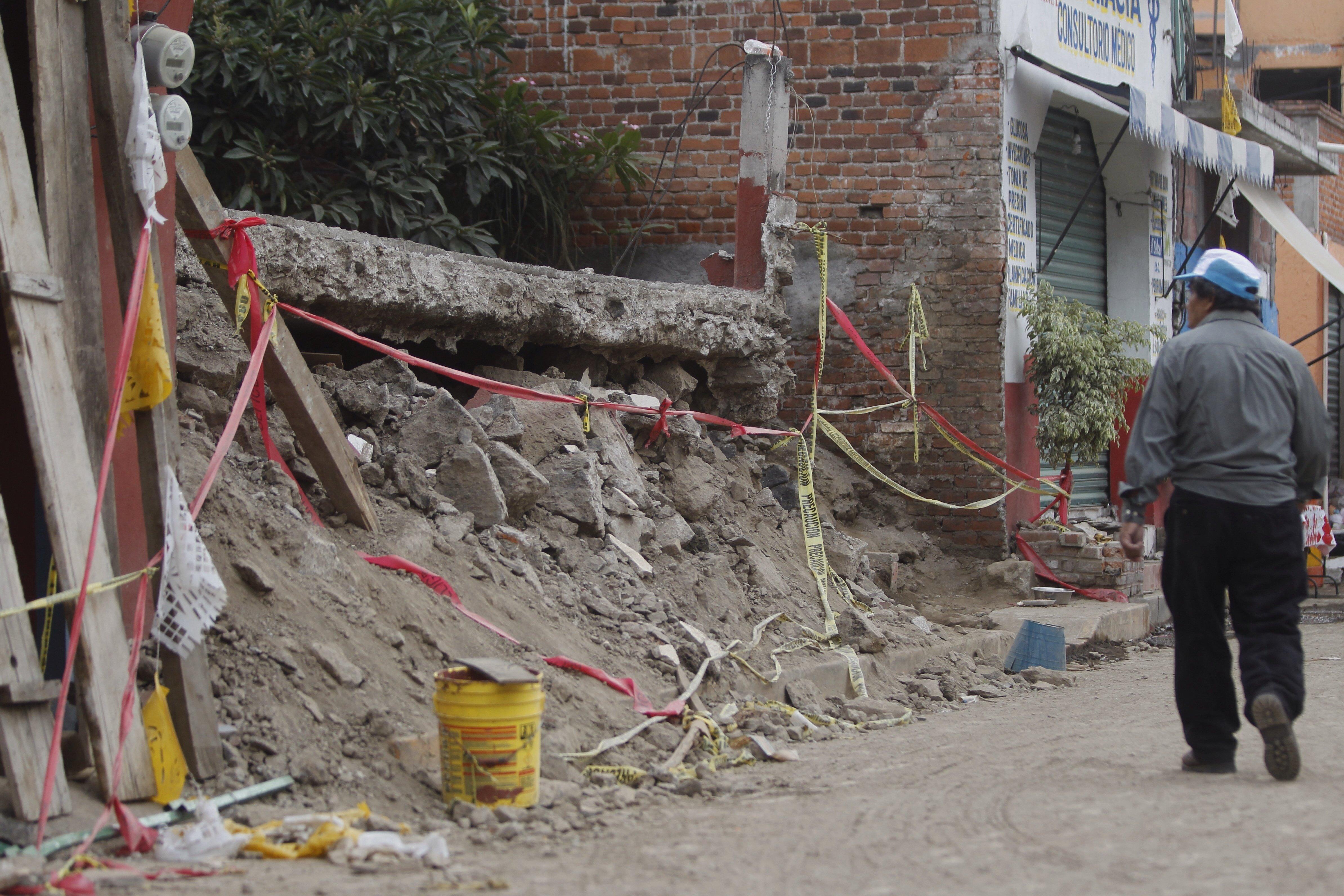CdMx presenta plan de reconstrucción por internet