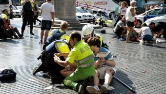 Terroristas de Cataluña viajaron tres veces a Francia: 'Le Figaro'