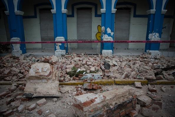 Gobernador de Chiapas agradece apoyo a fuerzas armadas tras sismo