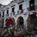 Aumenta a 64 cifra de muertos por sismo de 8.2 grados en México