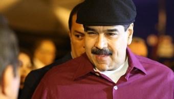 Maduro agradece a Trump apoyo de EU para reanudar diálogo con oposición