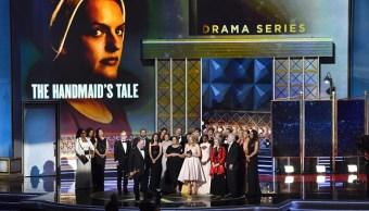 'Veep' y 'The Handmaid's Tale' triunfan en los Emmy