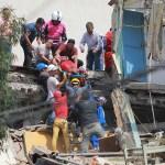 Peña Nieto regresa a la CDMX tras fuerte sismo de 7.1 grados