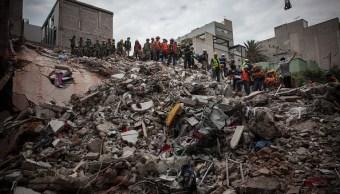 Cruz Roja Mexicana pide artículos para atender emergencia por sismo