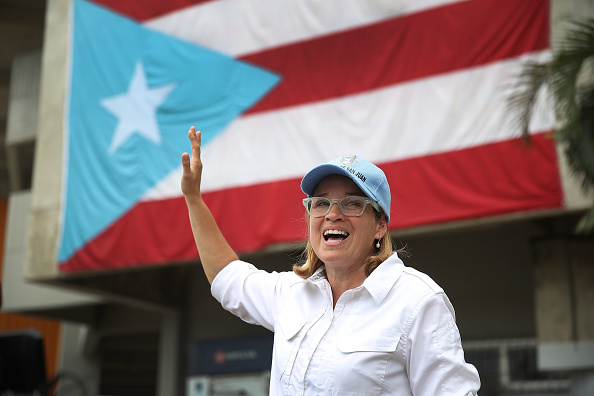 Donald Trump autorizó envío de suministros a Puerto Rico