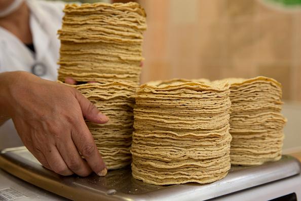 tortillas en mexico contienen maiz transgenico y cancerigeno
