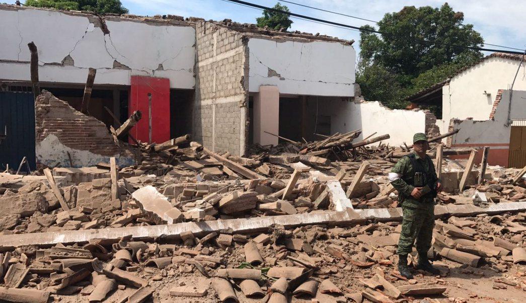 Desactivan alerta de tsunami en Oaxaca