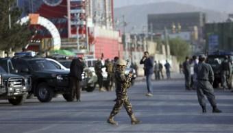 Explosión en un mercado de Afganistán deja cuatro muertos