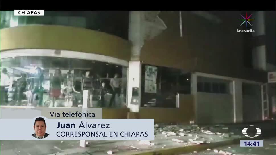 Diez Muertos Terremoto Chiapas Albergues