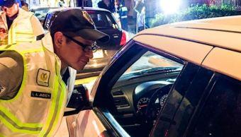 Terminan 66 conductores en el 'torito' durante festejos patrios