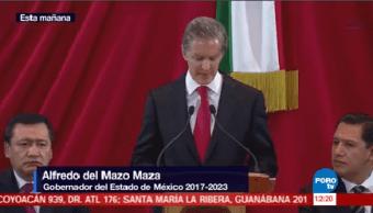 Alfredo Del Mazo Crear Alianza Edomex Contra Corrupción