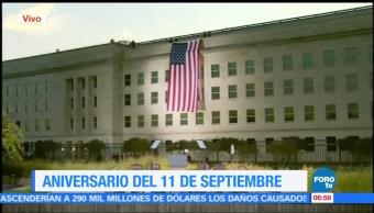Aniversario 11 Septiembre Estados Unidos