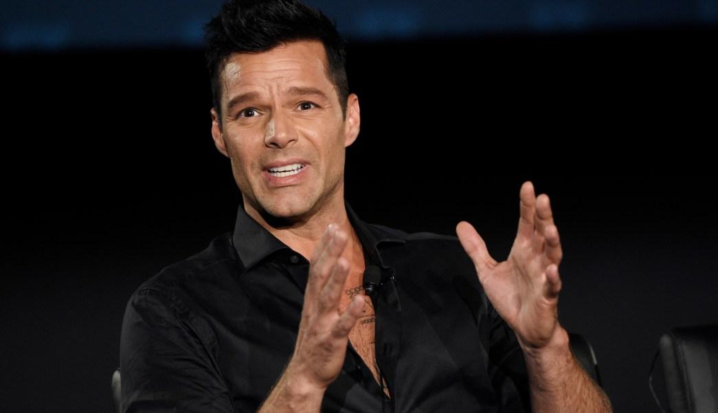 Ricky Martin pospone concierto en el Zócalo de la CDMX tras terremoto