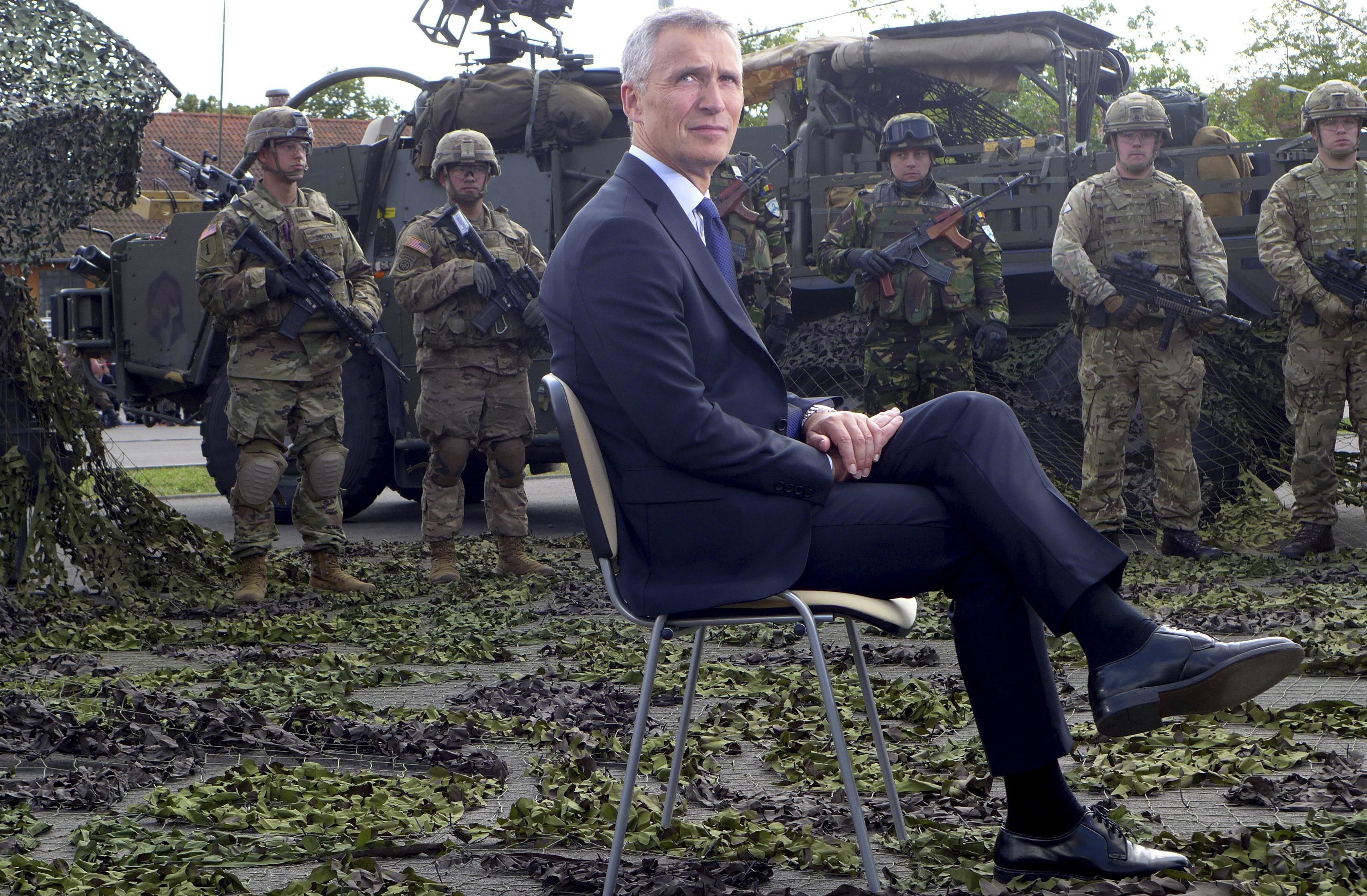 OTAN condena enérgicamente el ensayo nuclear de Corea del Norte ...