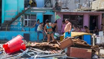 'Saldremos adelante', dice Raúl Castro tras paso del huracán 'Irma'