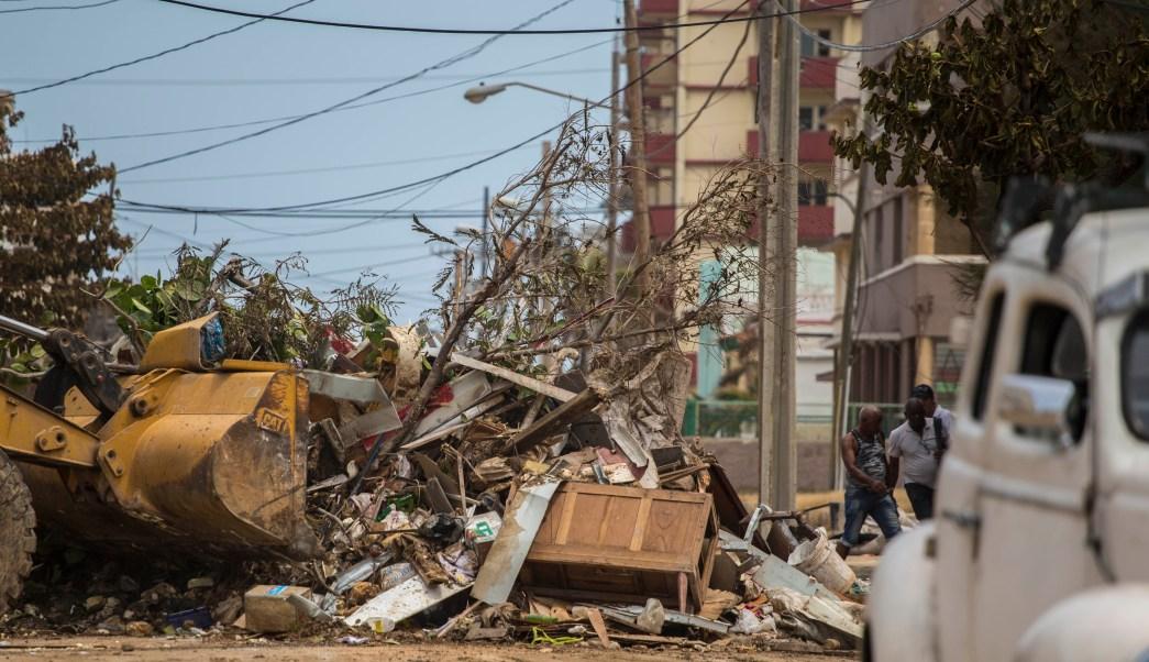 'Irma' dañó 4,288 casas en La Habana, con 157 derrumbes totales