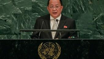"Corea del Norte dice que entra a ""fase final"" de ensayos nucleares"