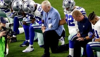 Donald Trump critica de nuevo a la NFL por protestas raciales