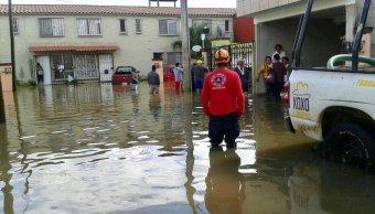 Aplican Plan DN-III-E en zonas afectadas por lluvias en Oaxaca