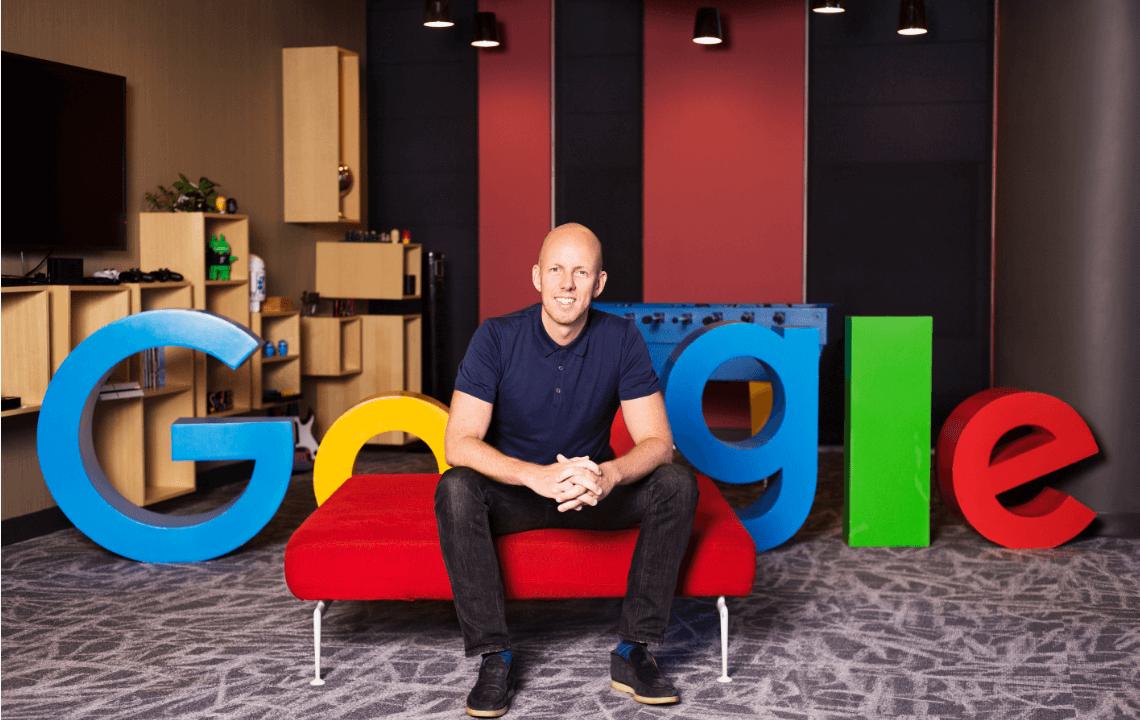 Arjan Dijk, vicepresidente Global para Desarrollo de PyMEs de Google