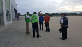 autoridades de chiapas buscan helicoptero desaparecido