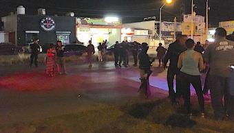 asesinan cinco hombres afuera bar chihuahua