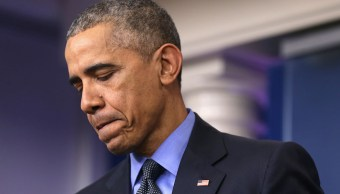 Barack Obama manda mensaje apoyo México sismo
