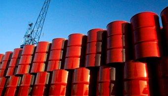 Petróleo mexicano exportación cierra jornada ganancias