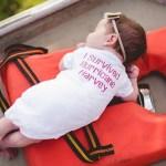 Bebé de 10 días de nacida sobrevive a inundaciones en Texas por 'Harvey'