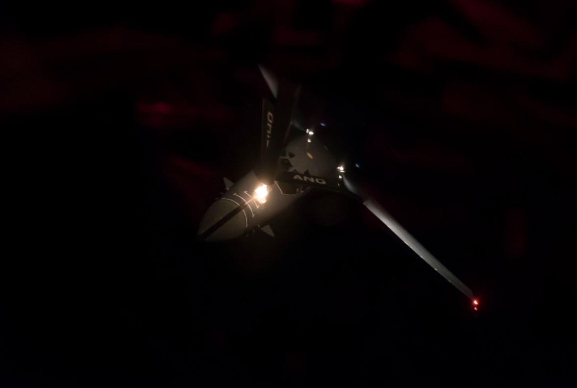 Bombarderos estadounidenses vuelan cerca de Corea del Norte