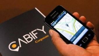Cabify propone intercambio de información entre empresas