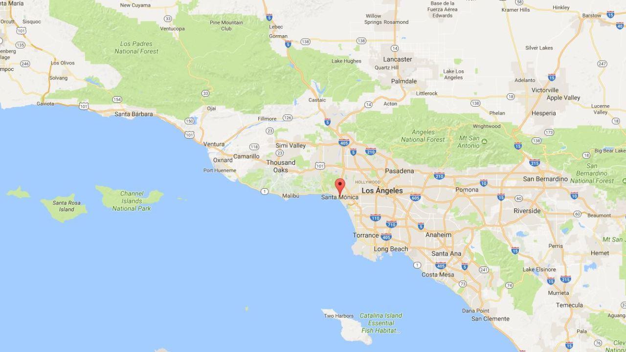 sismo sacude california perceptible los angeles