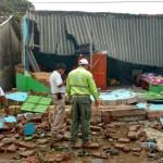 casas caidas por sismo de 8.2 grados en chiapas