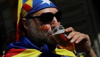 Tribunal Constitucional español suspende ley para crear un Estado catalán