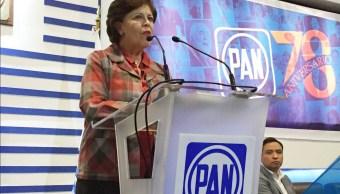 Cecilia Romero cuestiona candidato sin partido para Frente Amplio