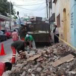 viviendas afectadas por sismo en chiapas