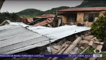 Chiapas Inicia Demolición Casas Afectadas Sismo