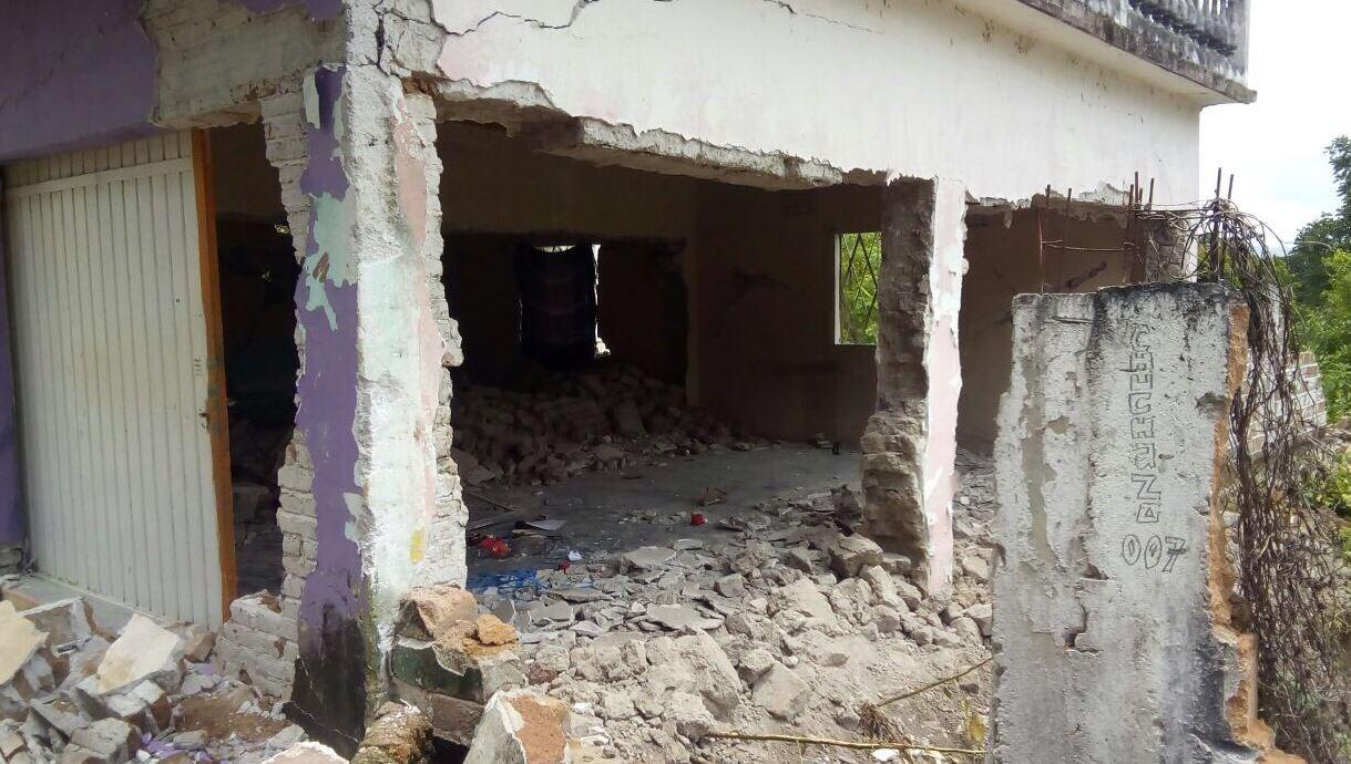 Al menos cinco muertos por sismo en México