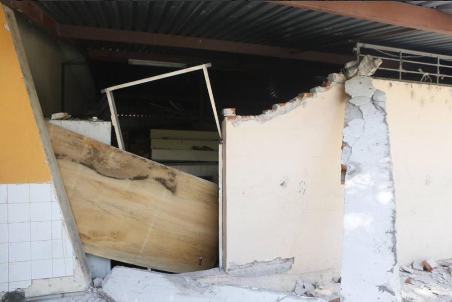 casi mil escuelas tienen daño estructural por sismo