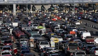 Cierran el paso de San Ysidro a Tijuana por expansión