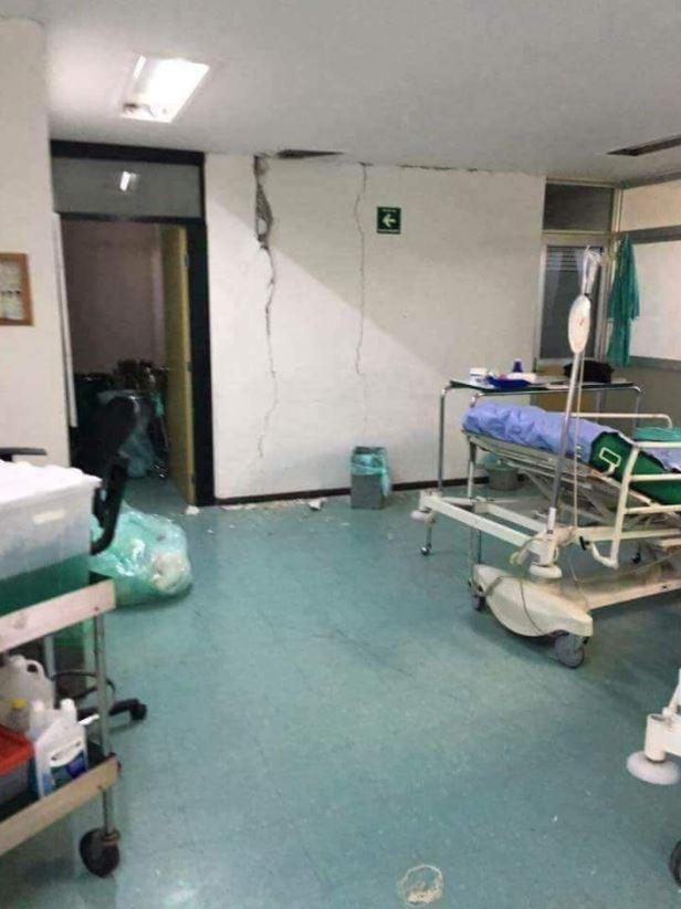empleados pacientes temen colapso clinica25 imss