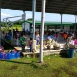 Comunidad de chiapas es ayudada con alimento